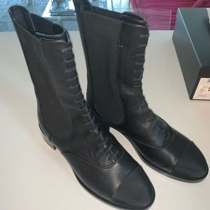 Chanel booties - new with tags 40